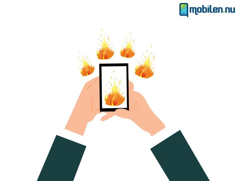 varm mobil