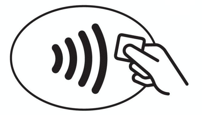 Blippa med kort eller mobil